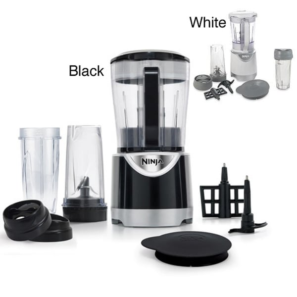 Ninja Kitchen System Pulse Blender Food Processor (Refurbished)