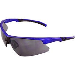 Men's 4921RV-BUSM Blue/ Black Wrap Sunglasses
