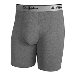 Champion Men's Performance Stretch Long Boxer Briefs (Pack of 2)