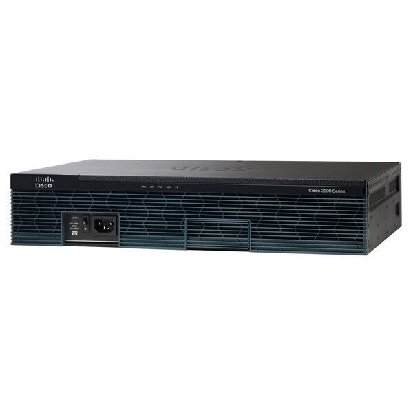 Cisco 2911 Integrated Service Router