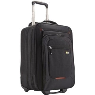 "Case Logic ZLRS-217 Carrying Case (Roller) for 17"" Notebook - Black"