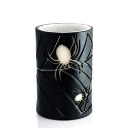 Halloween Spider 4x6-inch Candle Luminary