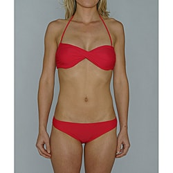 Island World Juniors Red Bikini