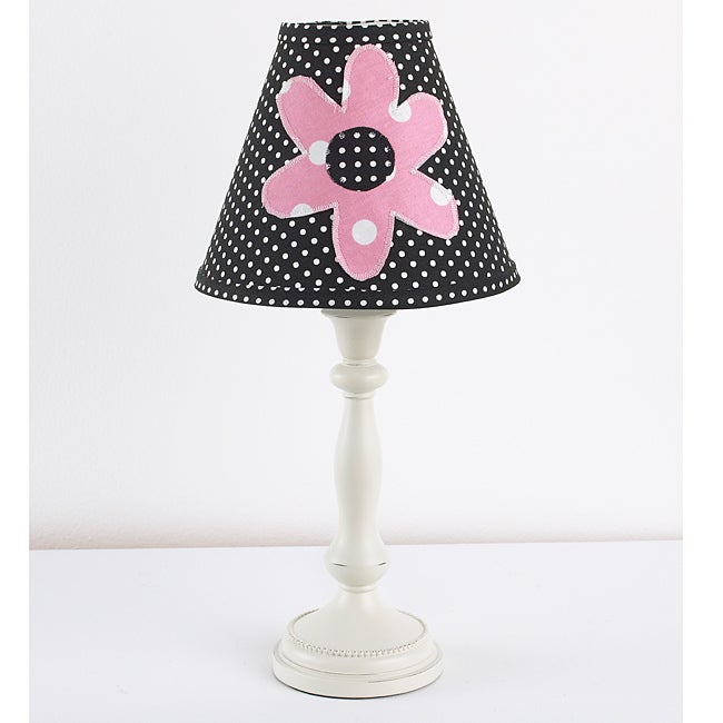 Cotton Tale Girly Lamp and Shade