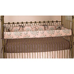 Cotton Tale Nightingale Front Crib Rail Guard