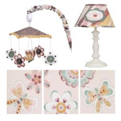 Cotton Tale Penny Lane Decor Kit