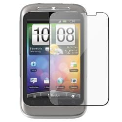 BasAcc Anti-Scratch Screen Protector for HTC Wildfire S