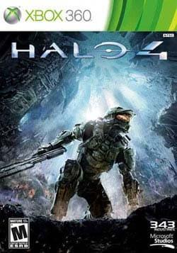 Xbox 360 - Halo 4