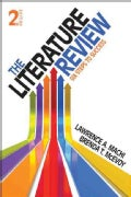 The Literature Review: Six Steps to Success (Paperback)