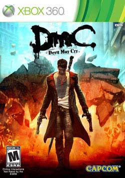 Xbox 360 - Devil May Cry: DMC
