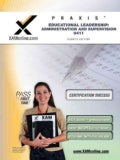 Praxis Educational Leadership 0411:: Administration and Supervision, Teacher Certification Exam (Paperback)