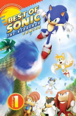 Best of Sonic the Hedgehog Comics 1 (Paperback)