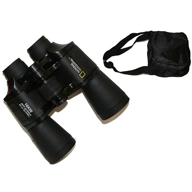 National Geographic 10x 50mm Binoculars