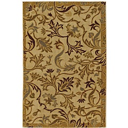 New Wave Lancaster Beige Rug (8' x 10')