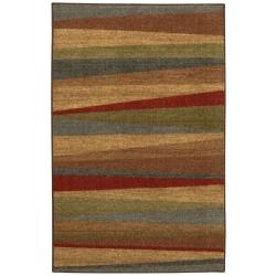 New Wave Mayan Sunset Rug (2'6 x 3'10)
