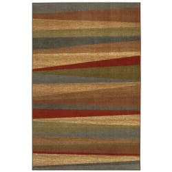 New Wave Mayan Sunset Rug (5' x 8')