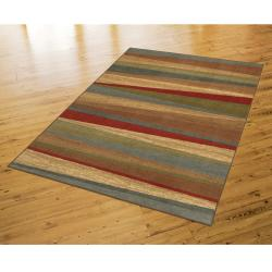 New Wave Mayan Sunset Rug (8' x 10')