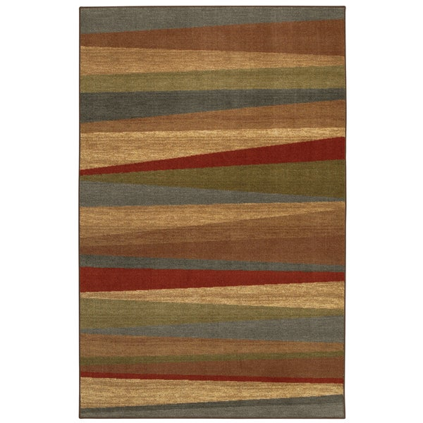 Mohawk Home New Wave Mayan Sunset Rug (8' x 10')