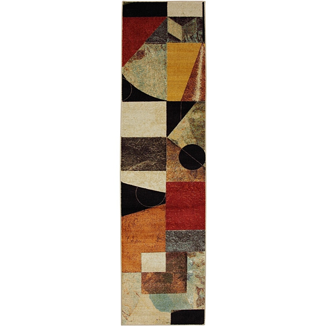 New Wave Magical Multi Rug (2' x 8')