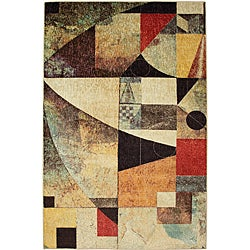 New Wave Magical Multi Rug (8' x 10')