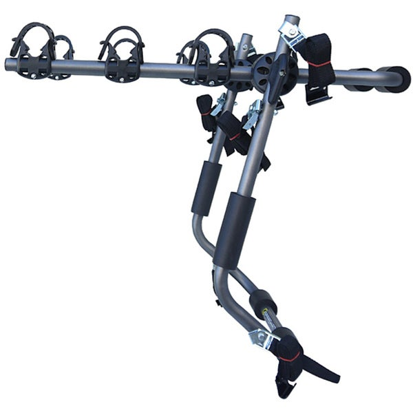 SpareHand 'Contour VR-648' Trunk-mount 3-Bike Carrier