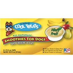 Cool Treats Fruit/Mint Smoothie 6pk