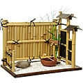Zen Bamboo Mini Rock Garden (China)