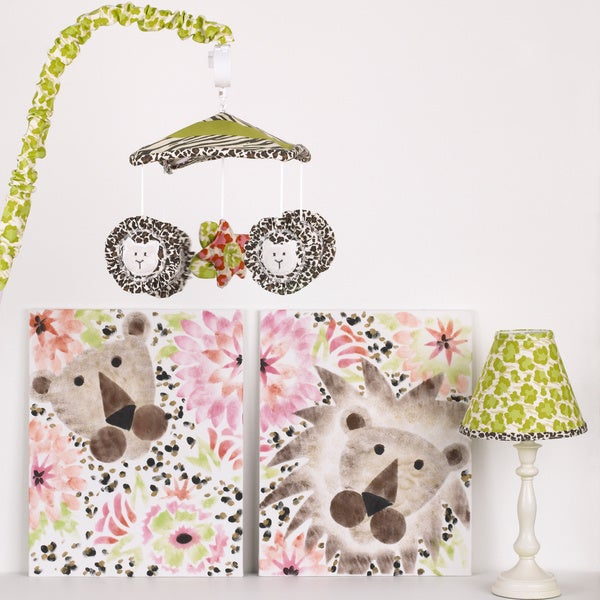 Cotton Tale Here Kitty Kitty Decor Kit