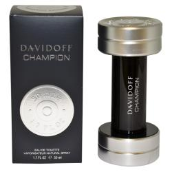 Davidoff 'Champion' Men's 1.7-ounce Eau de Toilette Spray