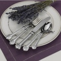 Wallace Napolean Bee 45-piece Flatware Set