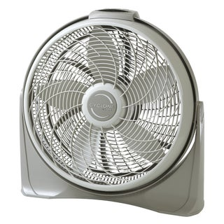 Lasko Grey 20-inch Cyclone Fan