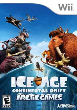 Wii - Ice Age Continental Drift