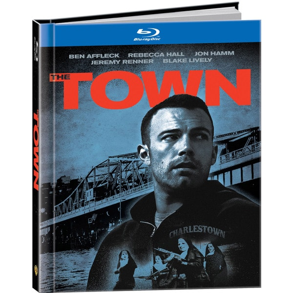 The Town: Ultimate Collector's Edition DigiBook (Blu-ray/DVD) 9039736