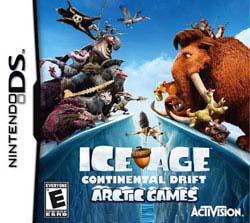Nintendo DS - Ice Age: Contintenal Drift