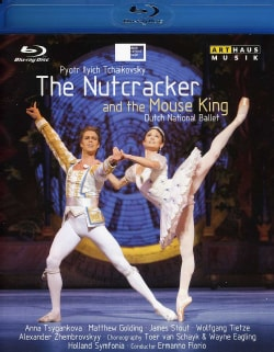 Tchaikovsky: Nutcracker & The Mouse King (Blu-ray Disc)