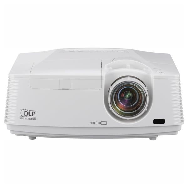 Mitsubishi WD720U 3D Ready DLP Projector - 720p - HDTV - 16:10