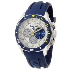 Timberland Men's 'Ocean Adventure' Stainless Steel and Silicon Quartz Watch