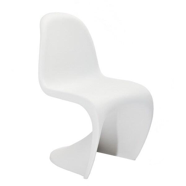 S' Lexington Modern White 5-inch Chair Replica