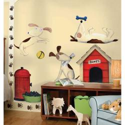 Doggie Treats Peel and Stick Mega Pack Wall Decals