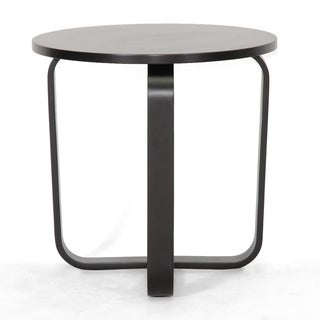 Avila Dark Brown Modern End Table