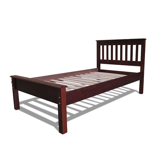 Vifah Indoor Twin Contemporary Bed