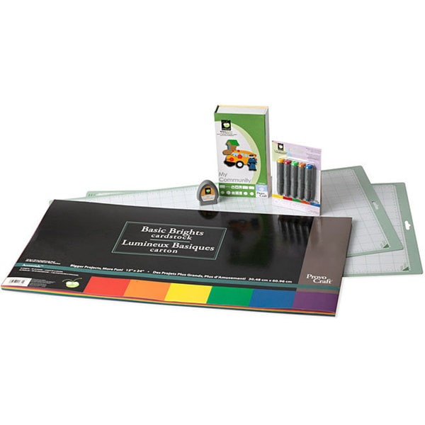 Cricut Die Cutting Accessory Mega Bundle Kit