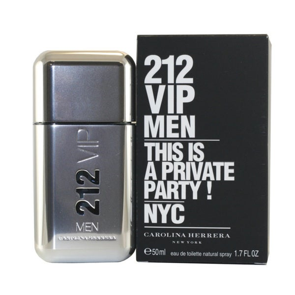 Carolina Herrera 212 VIP Men's 1.7-ounce Eau de Toilette Spray