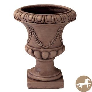 Christopher Knight Home Athenian 19-inch Light Brown Urn Planter