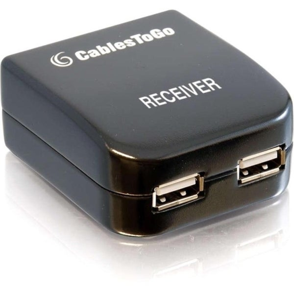 C2G 2-Port USB 1.1 Superbooster Dongle - Receiver
