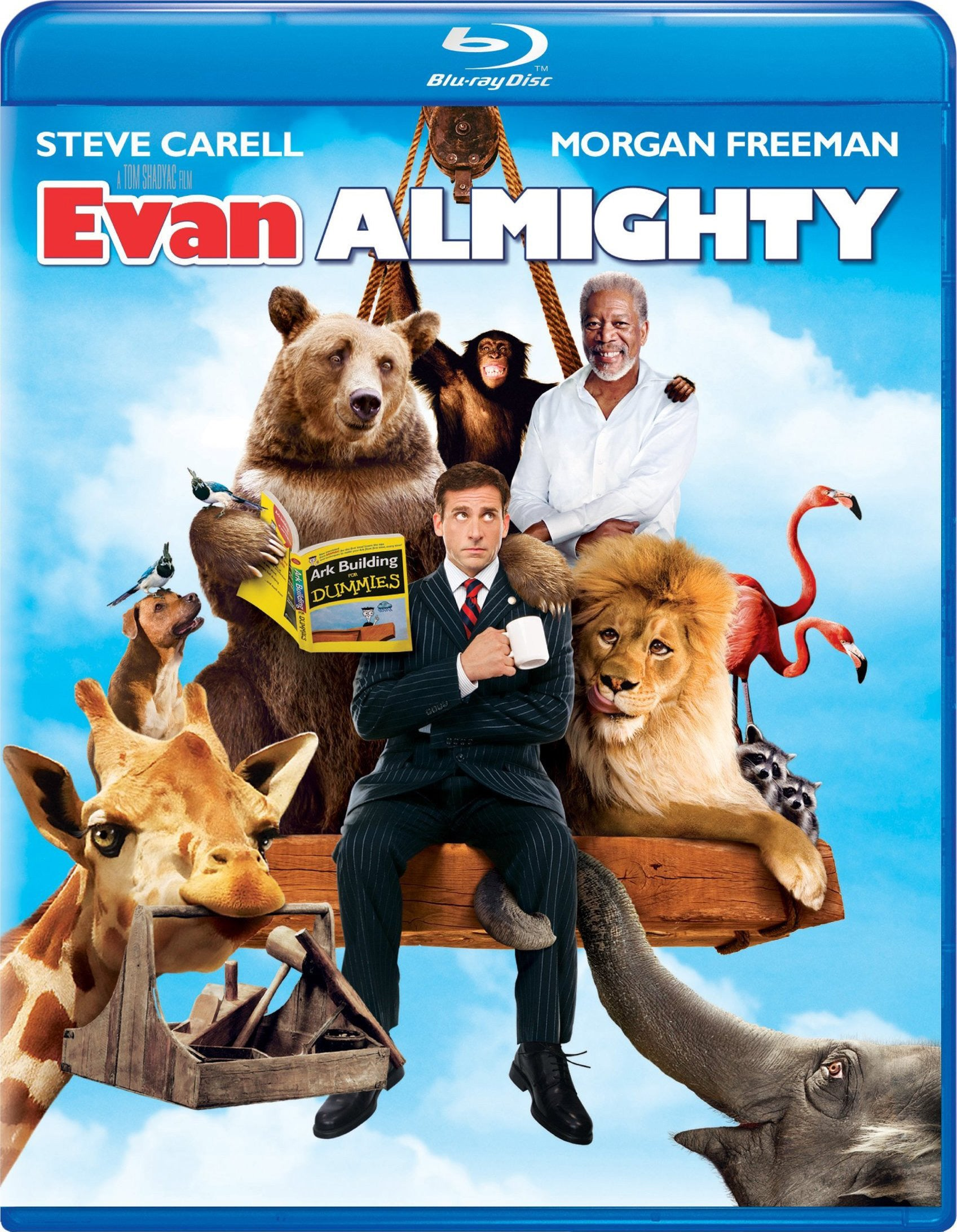 Evan Almighty (Blu-ray Disc)