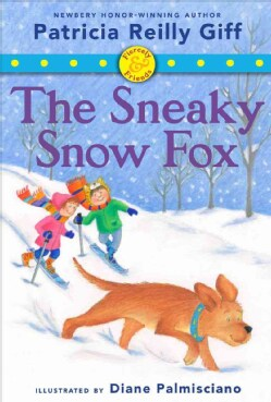 The Sneaky Snow Fox (Hardcover)