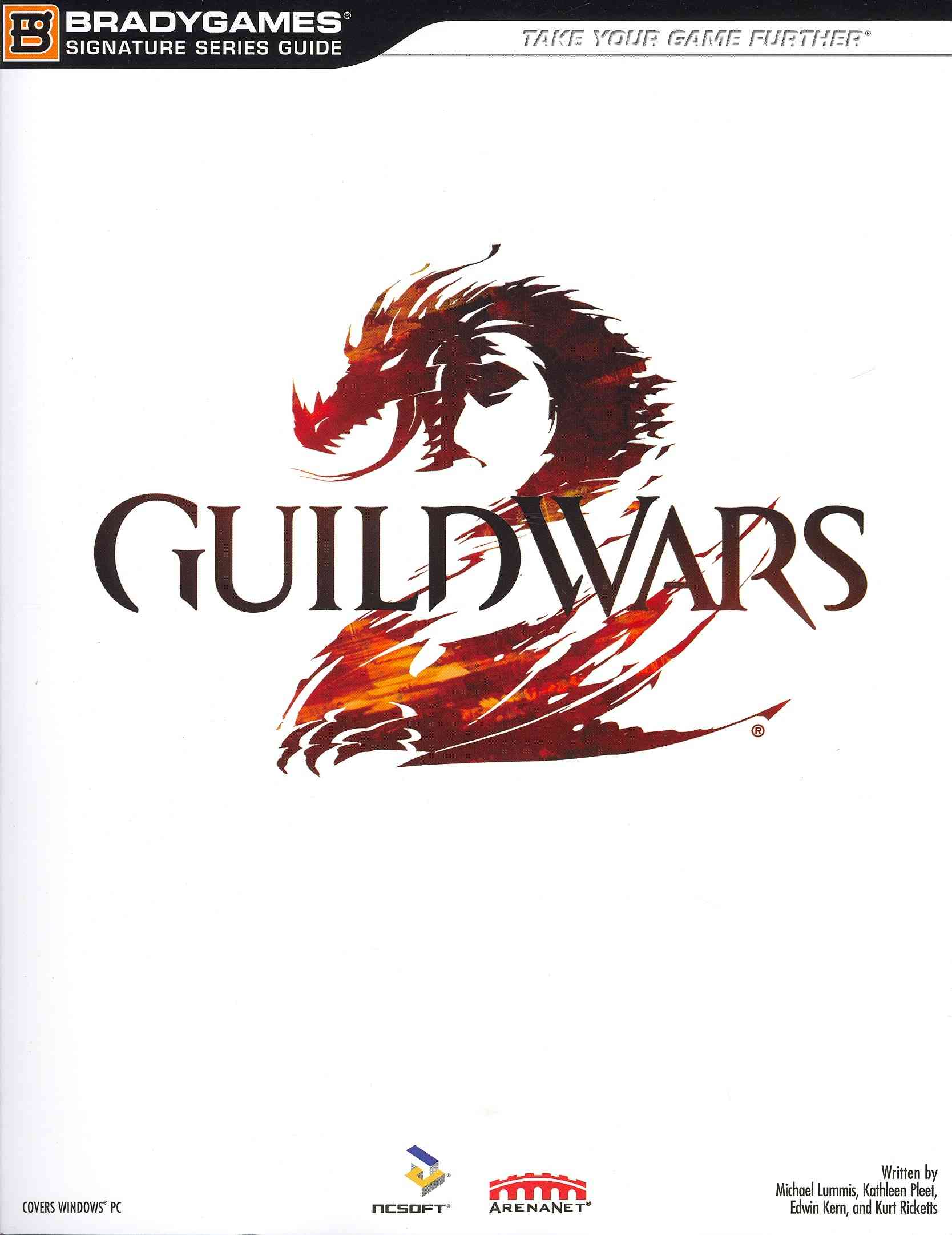 Guild Wars 2: Official Strategy Guide (Paperback)
