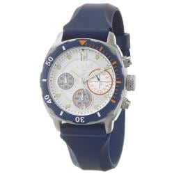 Timberland Women's 'Ocean Adventure' Stainless Steel Silicon Quartz Watch