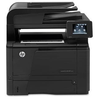 HP LaserJet Pro 400 M425DN Laser Multifunction Printer - Monochrome -